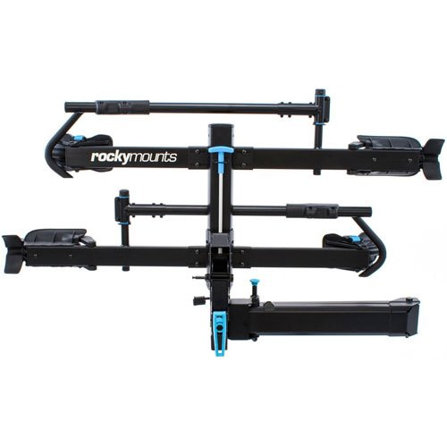 RockyMounts 10002 BackStage 2 Bike Swing-Away Platform 2 Hitch Rack