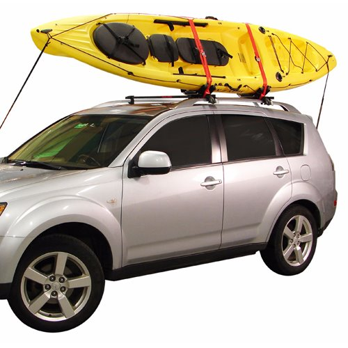 Malone mpg117md J-Pro2 J-Cradle Kayak Racks and Carriers with Straps