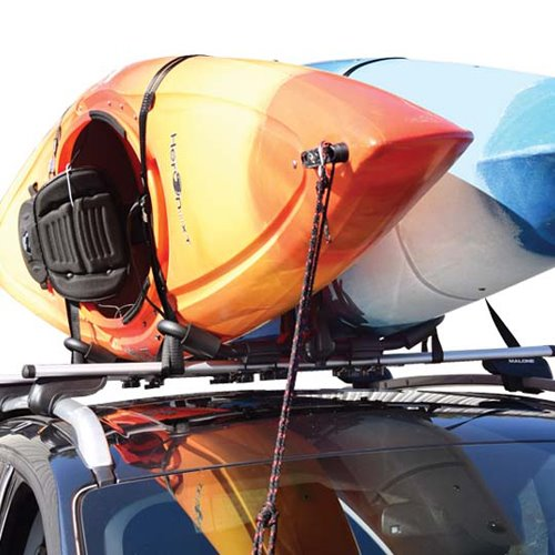 Malone mpg125 FoldAway5 MultiRack Roof Rack Kayak, Canoe, SUP Carrier