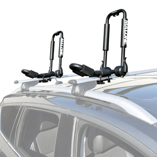 Malone mpg132 FoldAway-J Folding J Style Kayak Carrier with Straps