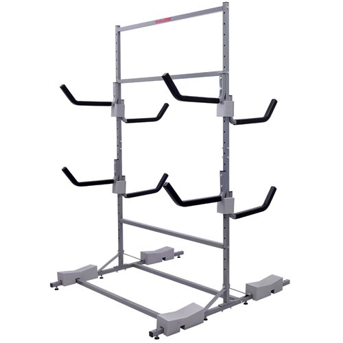 Malone mpg331 FS 6 Kayak Free Standing adjustable Kayak Storage Racks