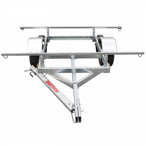 Malone mpg595 LowMax Base Trailer for Kayaks, Canoes, SUPs