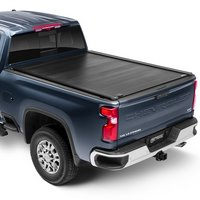 RetraxONE XR Tonneau Cover T-60422 Silv/Sierra 1500 (07-13) & HD (07-14) 6.5' Bed