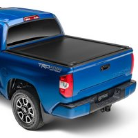 RetraxONE XR Tonneau Cover T-60842 Tundra Reg & Double Cab 6.5' Bed w/ Deck Rail System 07-19