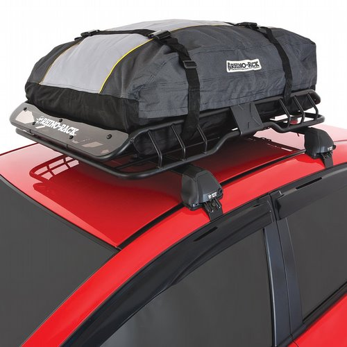 Rhino-Rack XTray SML rmcb01 Small Steel Roof Top Luggage Basket Cargo Platform
