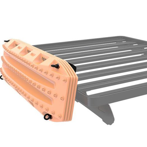 Front Runner RRAC103 Recovery Device & Pro Ski Carrier Side Brackets