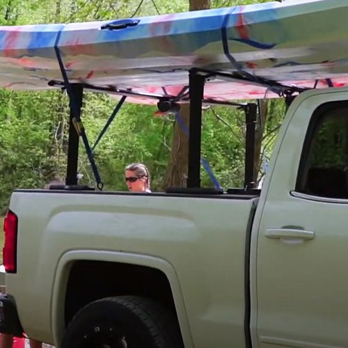 Rapid Switch System Pro Sport Height Adjustable Pickup Truck Rack Long Bed