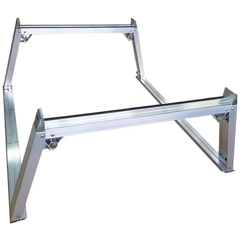 System One I.T.S. Utility Rig Pickup Truck Ladder, Construction Racks