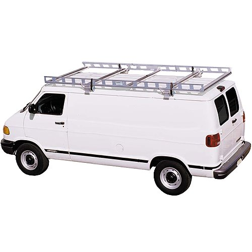 System One Full Size Van I.T.S. Contractor Rig Ladder Rack