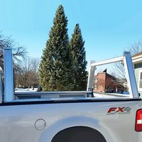 s4 System One I.T.S. Utility Rig Short Bed Pick-up Truck Ladder Rack
