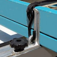 System One AK7 Ladder Stop Anchors for Pickup Truck and Van Racks