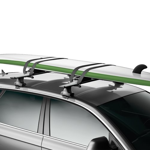 Thule 811000 SUP Shuttle Stand Up Paddleboard Carriers - Car Roof Racks