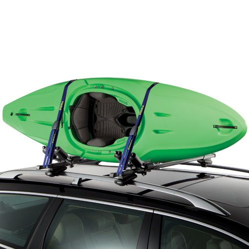 Thule 834 Hullaport Hull-a-port J Style Kayak Racks and Carriers