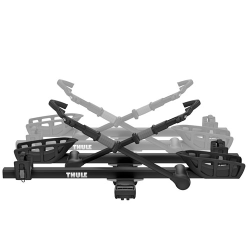 Thule 9036xtb T2 Pro XT 2 Bike Add-On for 9034xtb Hitch Rack, Black