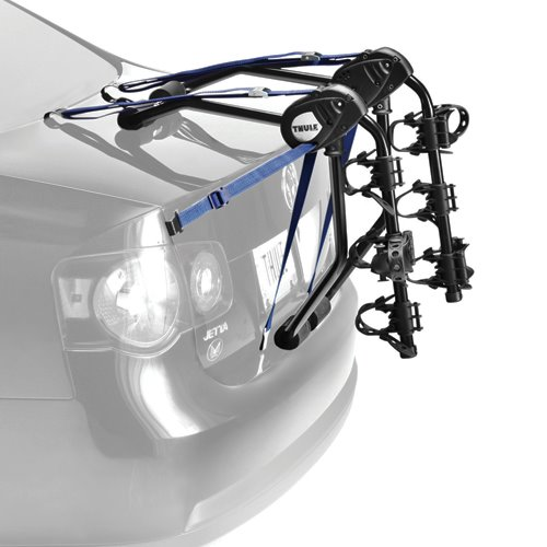 Thule 911xt Passage 3 Bike Strap-on Trunk Bicycle Racks Carriers