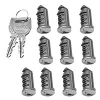 Thule 510 10 Pack of Lock Cores and Keys for Thule Racks and Carriers
