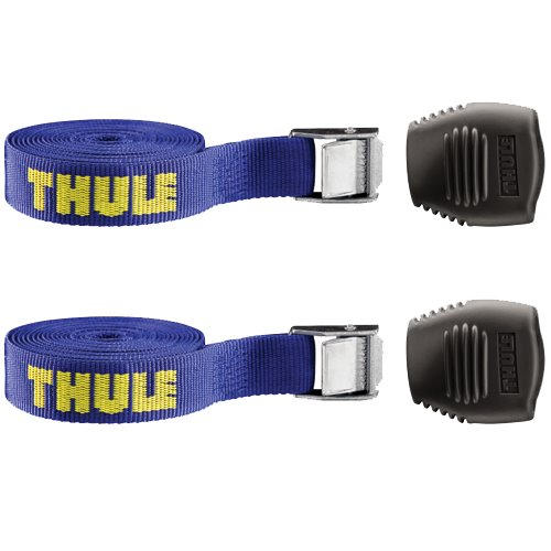 Thule 521 9 Foot Heavy-duty Cam Buckle Tie-down Load Straps