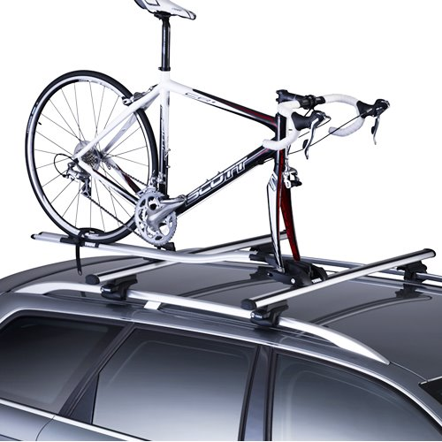 Thule 561020 OutRide Fork Mounted Car Roof Bike Racks Bicycle Carriers
