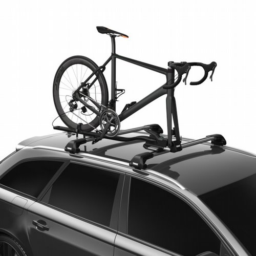 Thule 568005 TopRide Fork Mounted Car Roof Bike Carrier