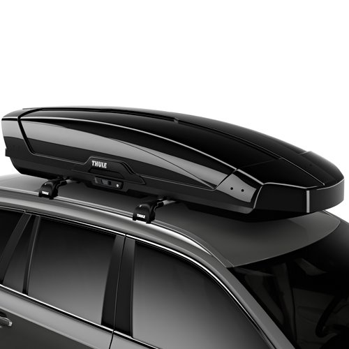Thule 629906 Motion XT-XXL Extra Extra Large Black Cargo Box