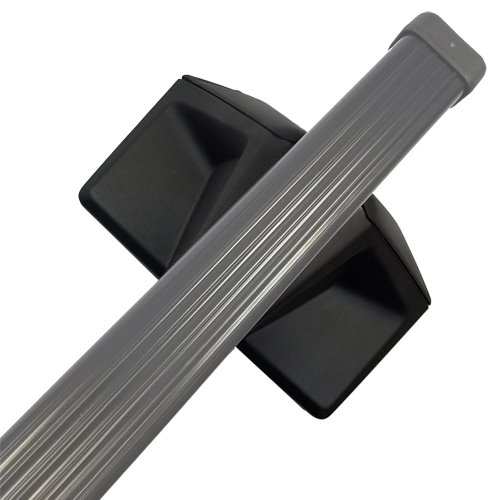 Thule 710501 Evo Clamp Foot Pack for attaching to Naked Rooflines