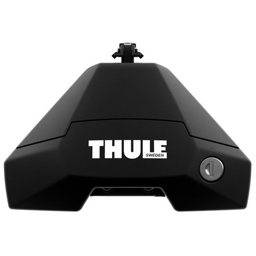 Thule Subaru Legacy 4dr 2015 - 2019 Complete Evo Clamp Square Bar Roof Rack