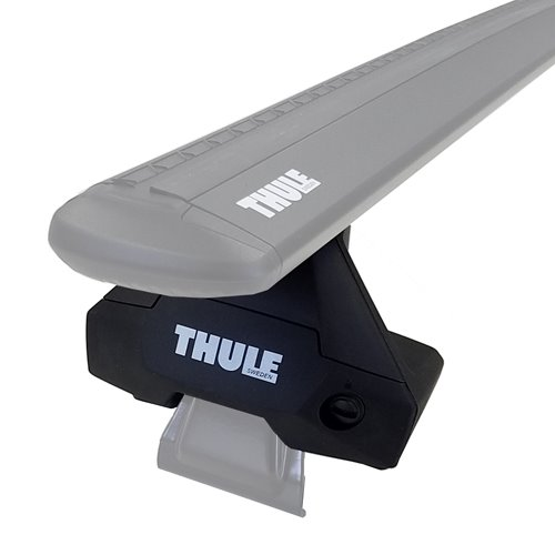 Thule Honda Civic 4dr 2012 - 2015 Complete Evo Clamp Roof Rack with Silver WingBars