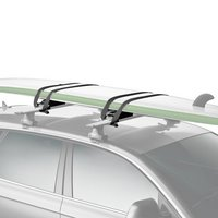 Thule 811001 SUP Shuttle Stand Up Paddleboard Carriers - Car Roof Racks