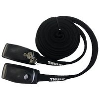 Thule 83113 Foot Locking Cargo Straps with Steel Inner Cables