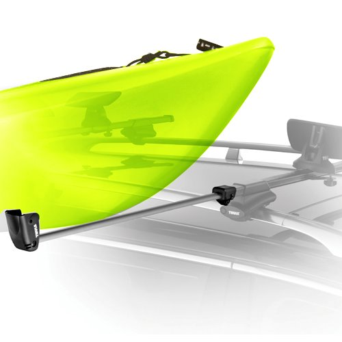 Thule 847 Outrigger 2 Kayak and Canoe Rack Loader, Store Display Model 20% Off