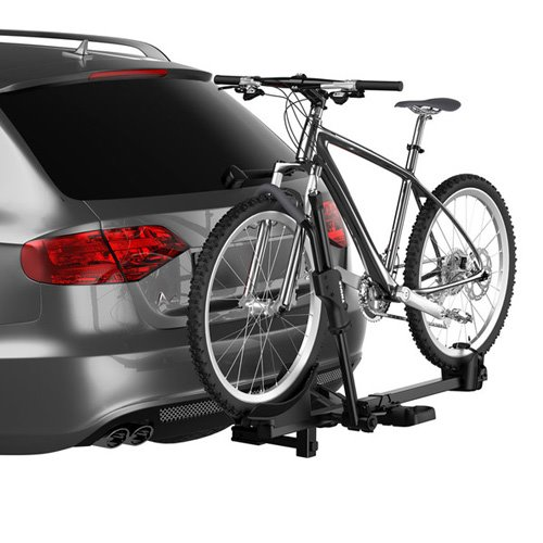 Thule 9041 T1 1 Bike Platform Hitch Rack for 1.25 and 2 Receivers