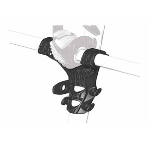 Thule 955 No Sway Cage Accessory for Specific Rear Mount Bike Racks