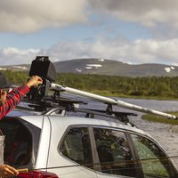 Thule Fishing Rod Carriers