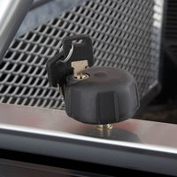 Thule 25700 TracRac Locking Trac Knobs for Sliding Pickup Truck Racks
