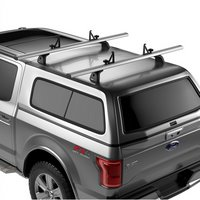 Pickup Truck Cap Ladder Racks