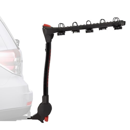 Yakima 8002463 FullTilt 5 Bike Trailer Hitch Bicycle Rack and Carrier