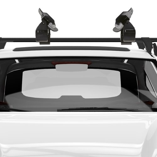 y4074 Yakima 8004074 SweetRoll Kayak Saddles with Rollers for Car Roof Racks