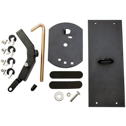 Yakima 8007376 Spare Tire Fastening Kit for OffGrid Cargo Baskets