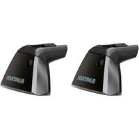 y0150 Yakima 8000150 BaseLine Towers Car Roof Rack Naked Rooflines, 2 Pack
