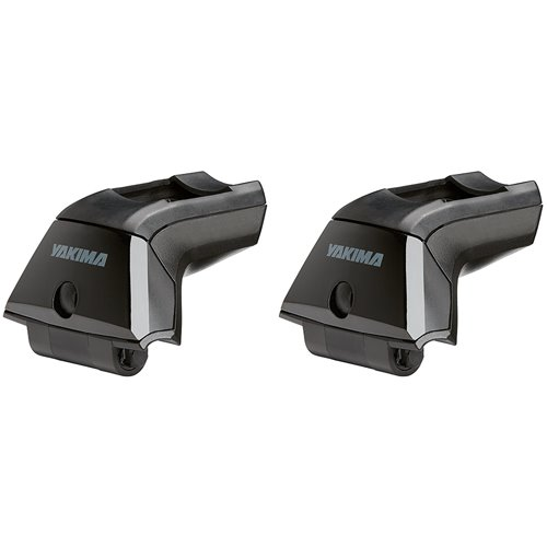 Yakima 8000152 SkyLine Towers 2 Pack for Factory Fixed Points, Tracks