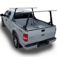 Yakima 8001151 OverHaul HD Adjustable Pickup Truck Bed Rack Uprights