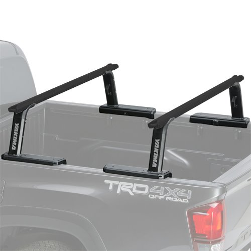 Yakima 8001152c OutPost HD Mid Height Pickup Truck Rack and Crossbars