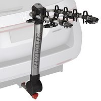 Yakima 8002458 RidgeBack 4 Bike Trailer Hitch Bicycle Rack Carrier