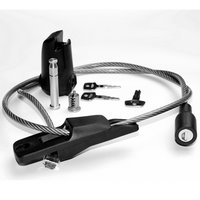 Yakima 8002466 HandCuff Integrated Cable Lock for RidgeBack Bike Racks