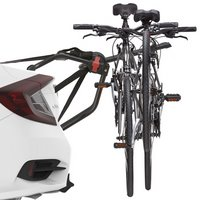 Yakima 8002637 HangOut 2 Bike Trunk, Hatch, Rear Mount Bicycle Racks
