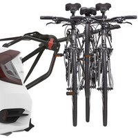 Yakima 8002638 HangOut 3 Bike Trunk, Hatch, Rear Mount Bicycle Racks