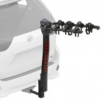 y2702 Yakima 8002702 BackRoad 4 Bike Trailer Hitch Mounted Bicycle Rack