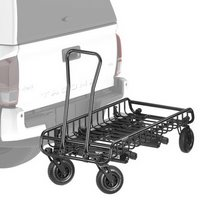 Yakima 8002712 EXO WarriorWheels Warrior Basket Cart Kit
