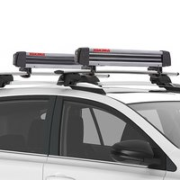 y3092 Yakima 8003092 FreshTrack 4 Pair Ski Rack 2 Snowboard Locking Carrier