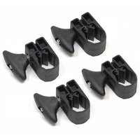 Yakima 8004093 Big Catch Kayak Saddles Roundbar Adapter Mount Kit